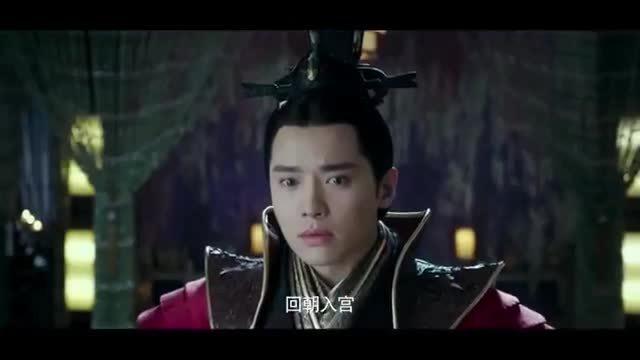"""Cao Vân Tường trong phim """"Ba Thanh Truyện"""""""