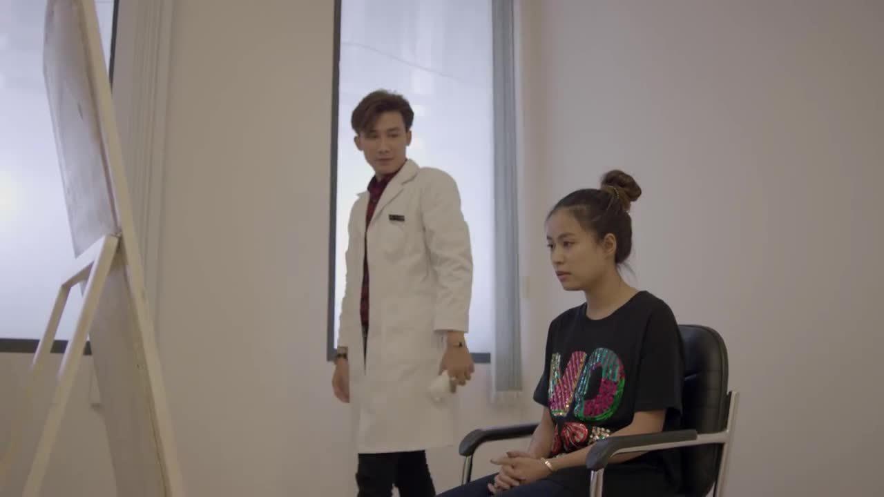 Hoàng Thùy Linh xuất hiện chớp nhoáng trong phim truyền hình