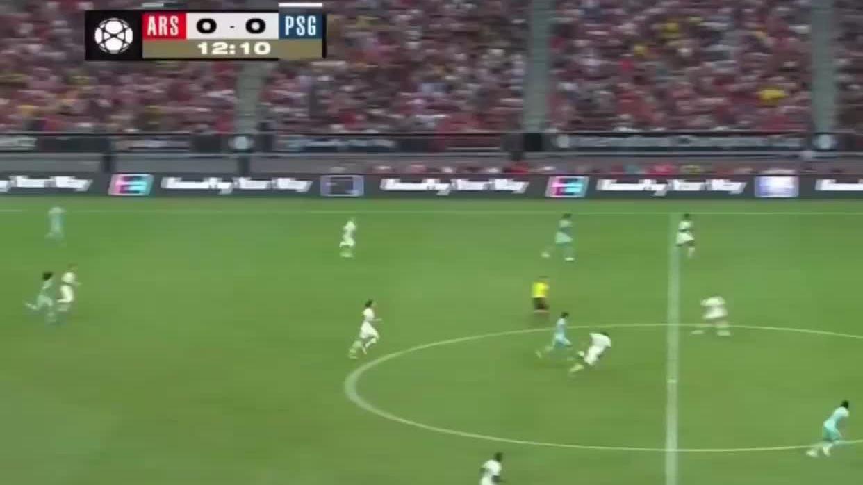 Arsenal 5-1 PSG