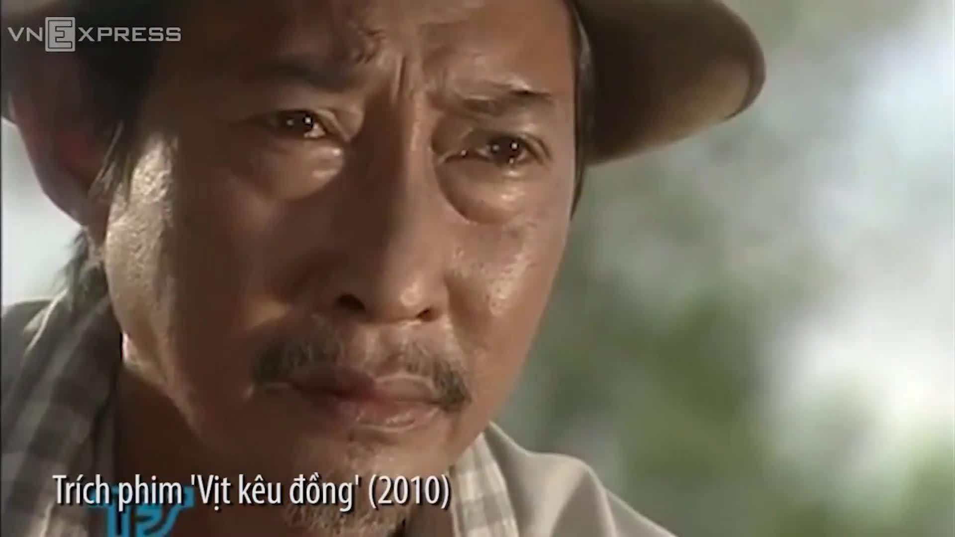 Trích đoạn phim Nghệ sĩ Lê Bình