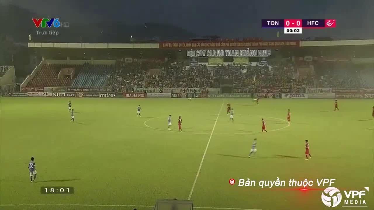 Than Quảng Ninh 3-3 Hải Phòng