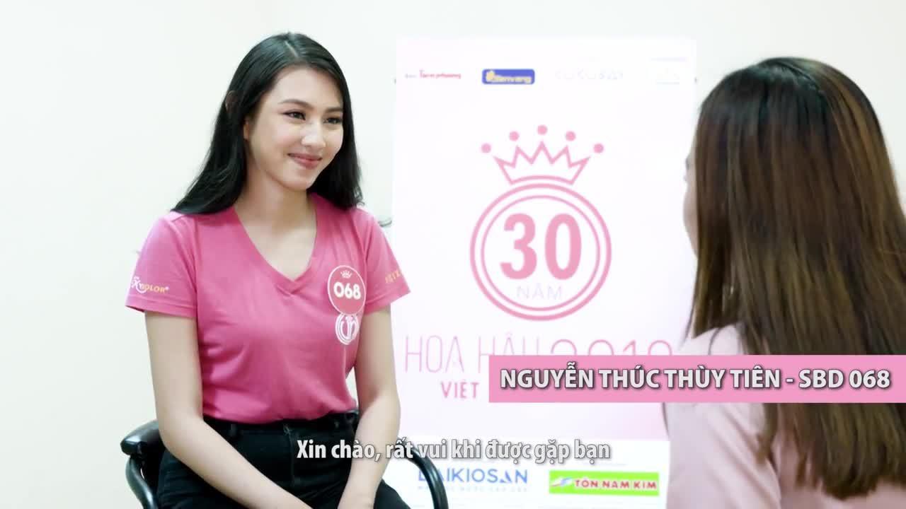 Thí sinh Hoa hậu VN được kiểm tra tiếng Anh trước chung kết