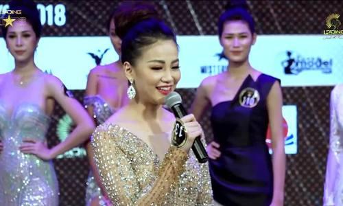 Á hậu Nguyễn Phương Khánh dự thi Miss Earth 2018