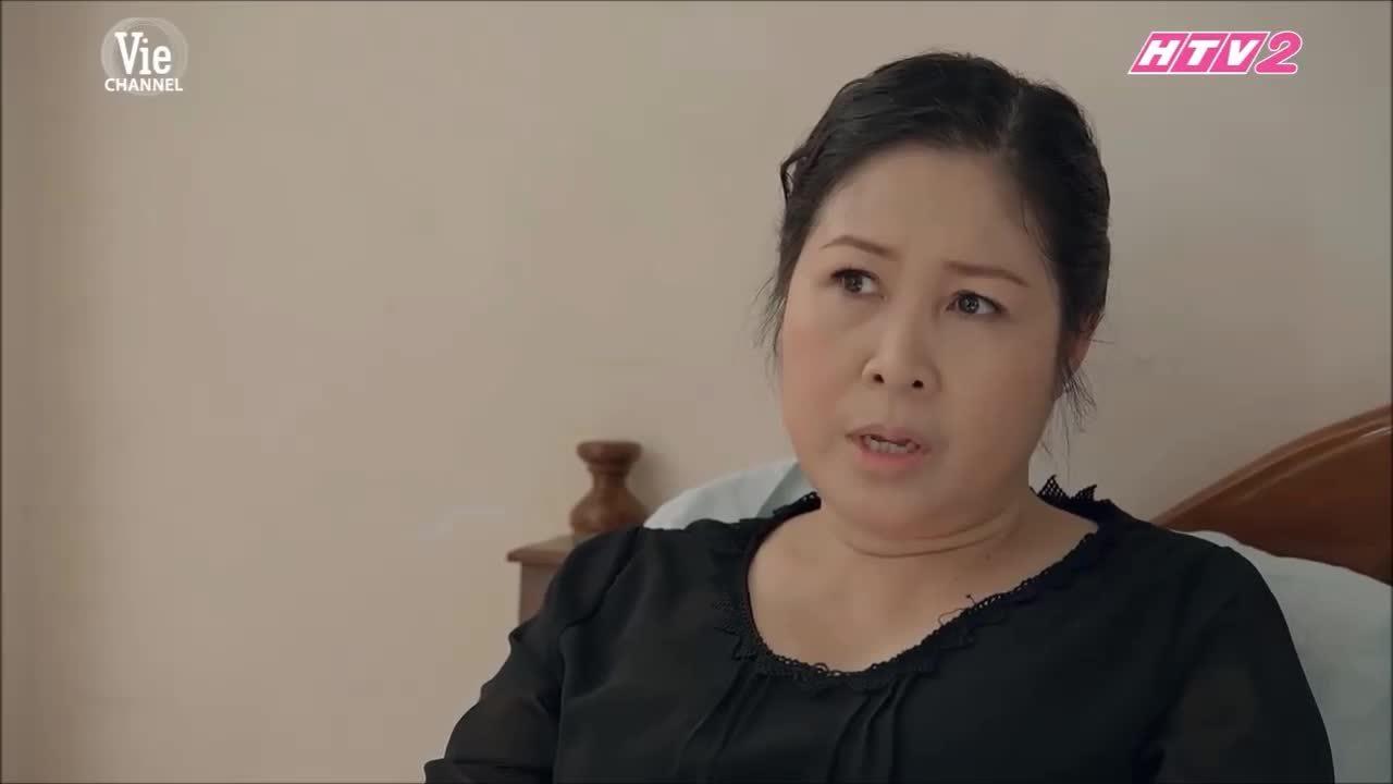 Bà Mai tức giận Hương