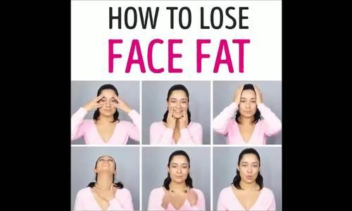 6 động tác đơn giản giữ mặt thon gọn, ngừa nếp nhăn