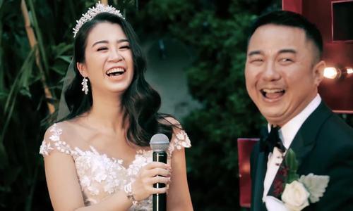 Đám cưới phong cách Crazy Rich Asian