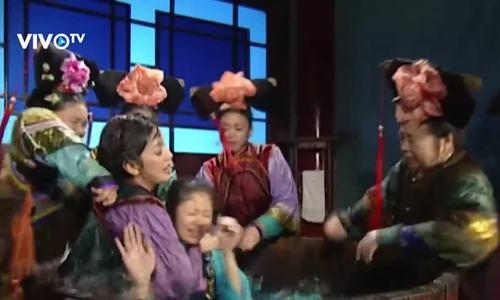 Tiểu Yến Tử, Tử Vi chiến đấu với hoàng hậu