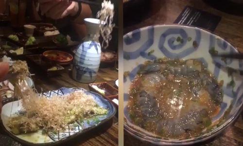 Xõa hết cỡ trong quán nhậu kiểu Nhật ở Sài Gòn