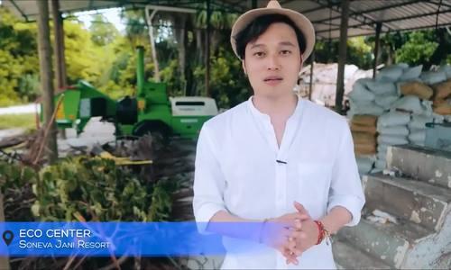 Quang Vinh thăm cuộc sống địa phương ở Mal