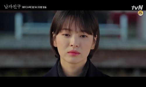 Song Hye Kyo trong phim 'Encounter'