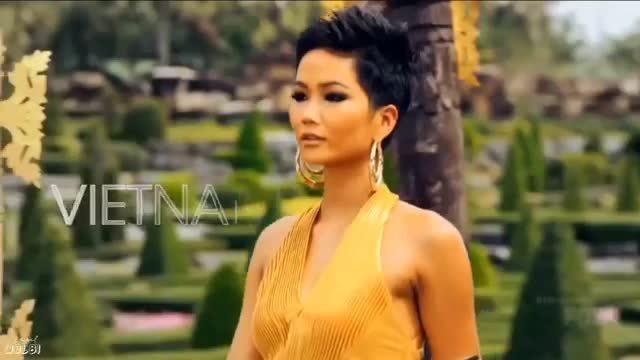 Những màn trình diễn giúp H'Hen Niê làm nên kỳ tích Top 5 Miss Universe