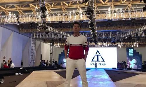 Đàm Vĩnh Hưng, Phương Khánh tổng duyệt 'Asian Kids Fashion Show 2019'