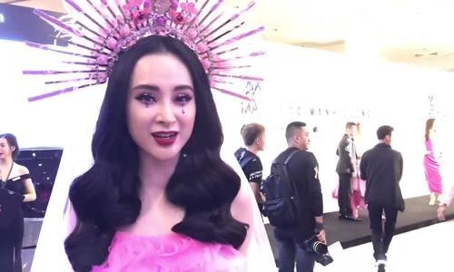 Angela Phương Trinhdự show DMC Thu đông 2018