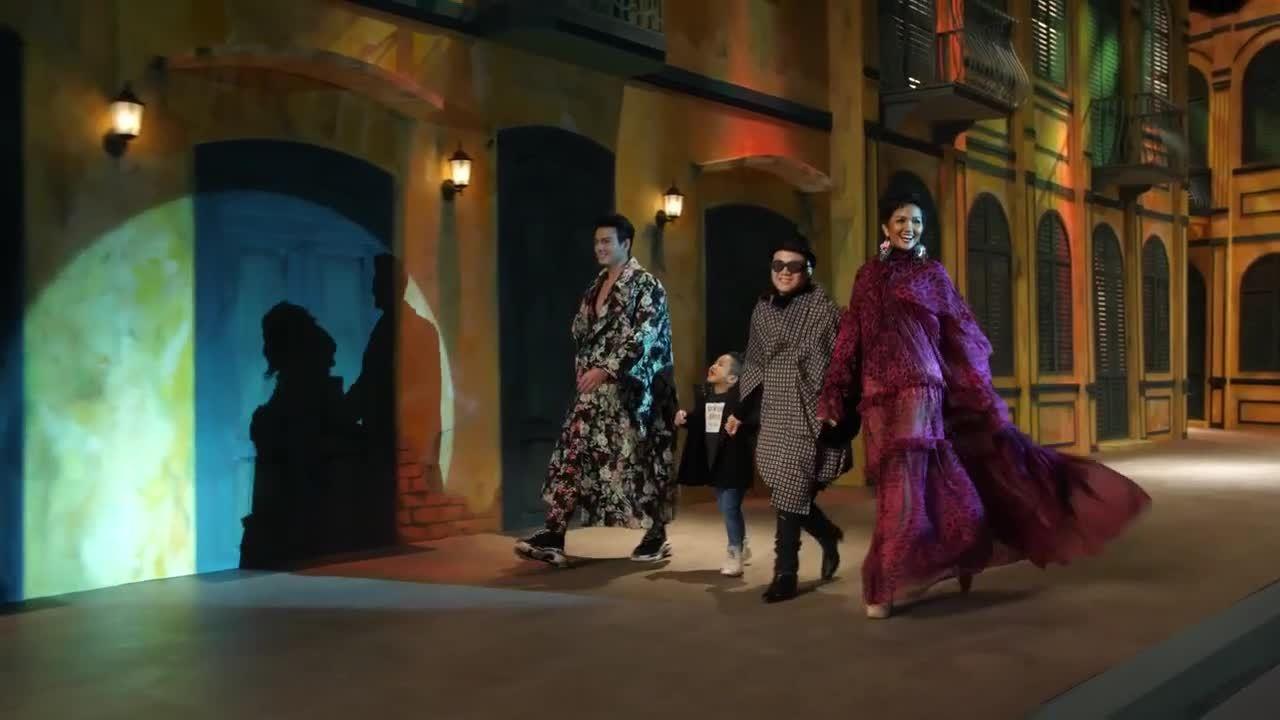 Show thu đông 2018 của Đỗ Mạnh Cường