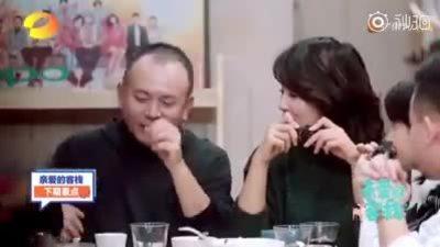 """Lưu Đào và ông xã đại giatrong show """"Quán trọ thân thương"""""""