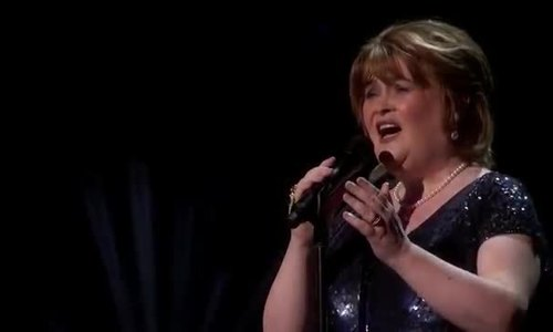 Susan Boyle tại American's Got Talent