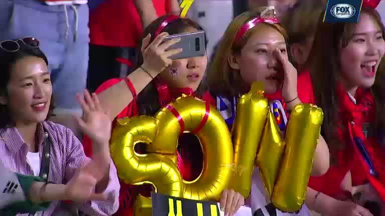 Màn thể hiện của Son Heung-min trong trận gặp Trung Quốc