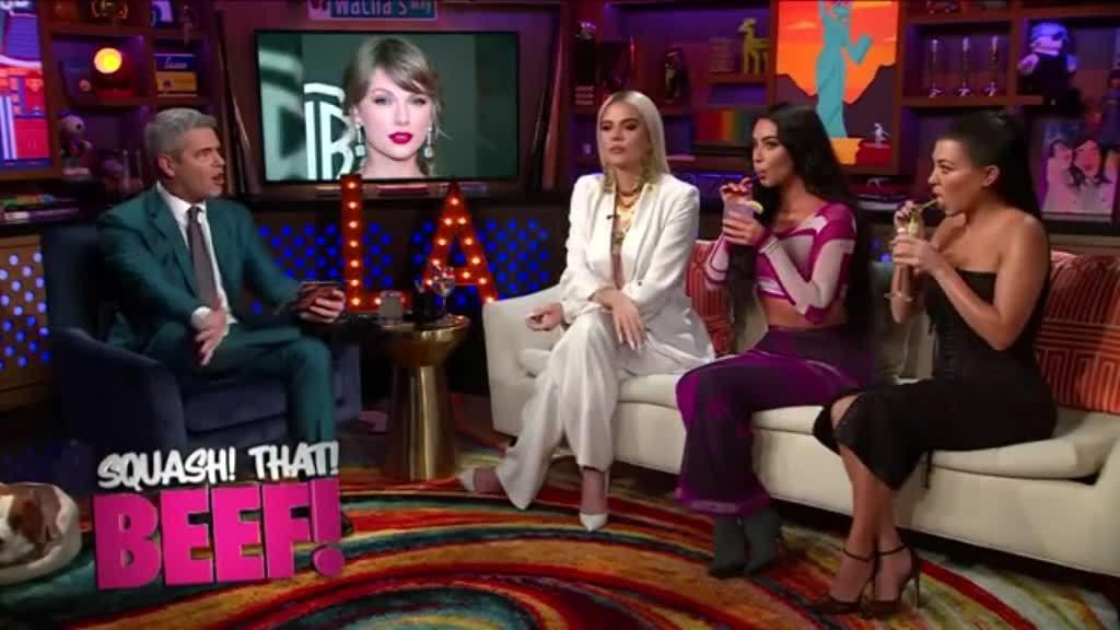 Kylie Jenner trợ giúp chị gái kết thúc mối hận thù với Taylor Swift