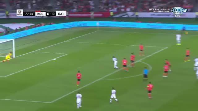 Fan Tottenham vui mừng khi Hàn Quốc thất bại trước Qatar