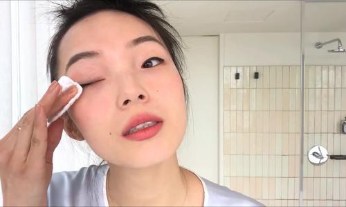 Model Xiao Wen Ju's 9-Step Nighttime Skincare Routine