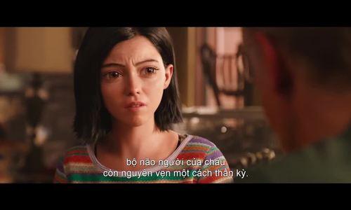 Trailer Alita Thiên thần chiến binh