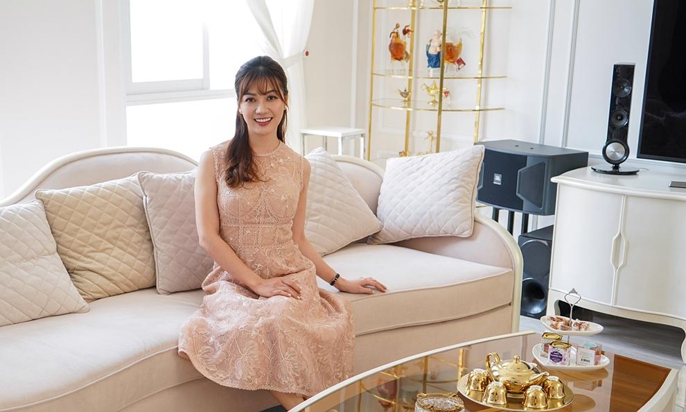 Căn biệt thự gần 500 m2 của Hoa hậu Thái Nhiên Phương (1 Tết)