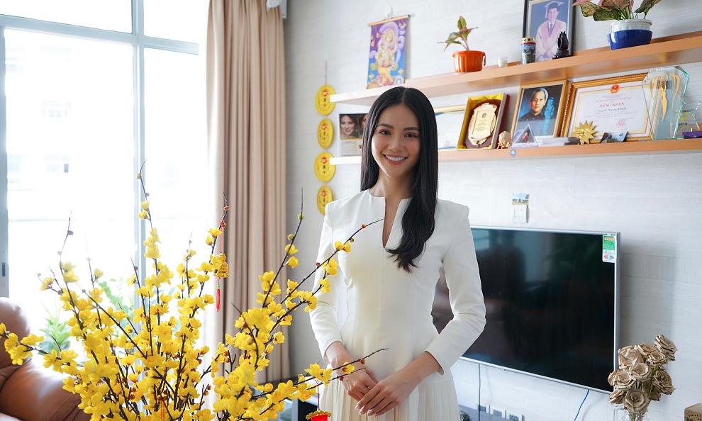 Căn hộ chung cư cao cấp của Hoa hậu Phương Khánh