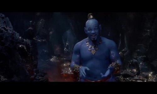Will Smith bị chê khi làm Thần Đèn xanh lét bên cạnh Aladdin