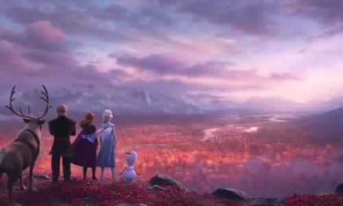 Trailer Frozen 2