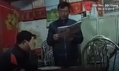 Thầy giáo Bắc Giang thừa nhận sờ soạng nữ sinh và xin ra khỏi ngành