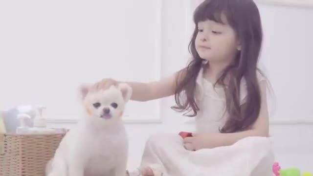 Nét đáng yêu của 'búp bê lai' Na Eun