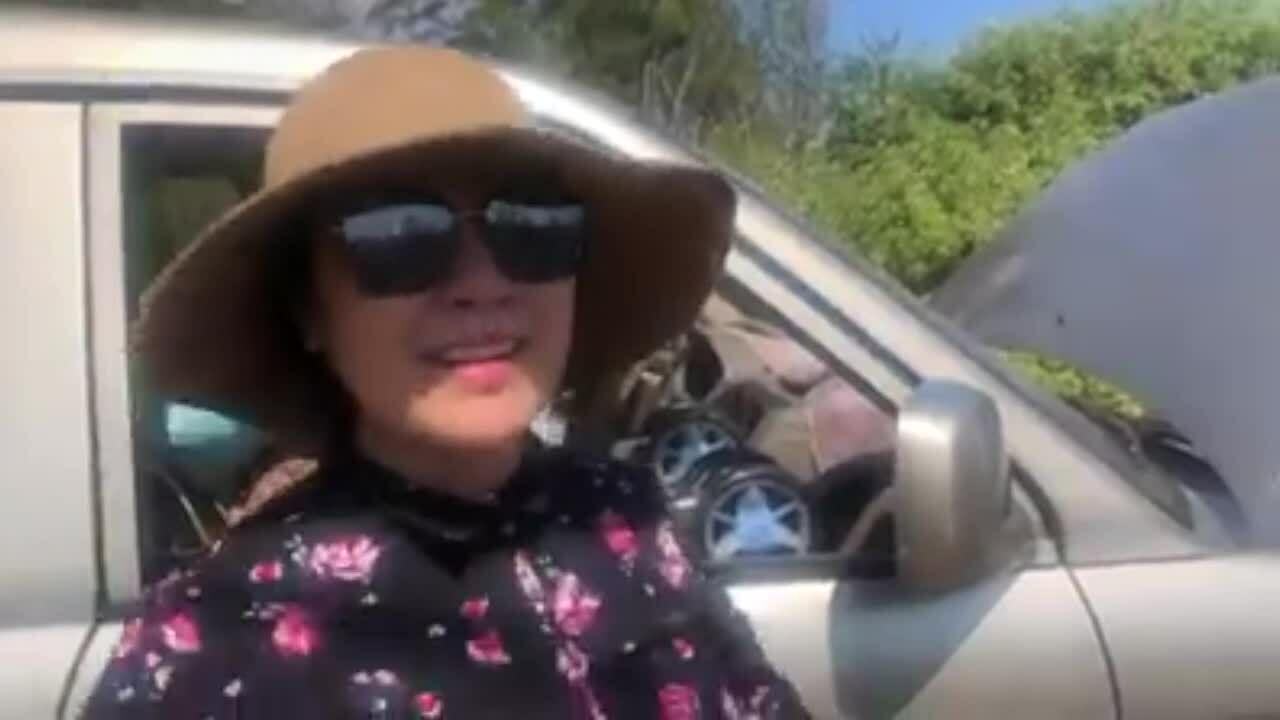 Thanh Thuý du lịch đảo Phú Quý