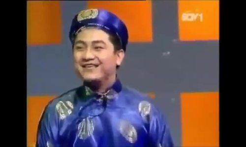 Anh Vũ trong Gala Cười