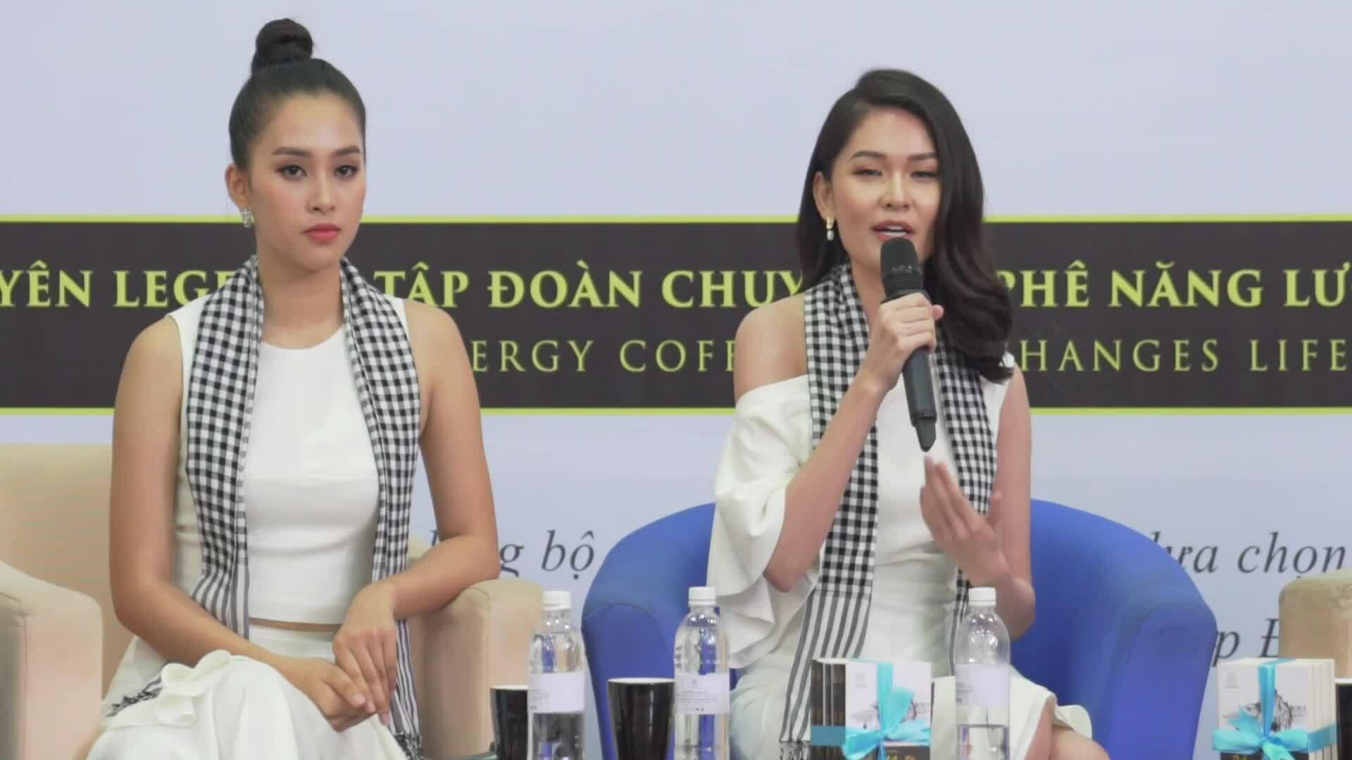 Á hậu Thùy Dung: 'Tôi từng rất tự ti khi đứng trước đám đông'
