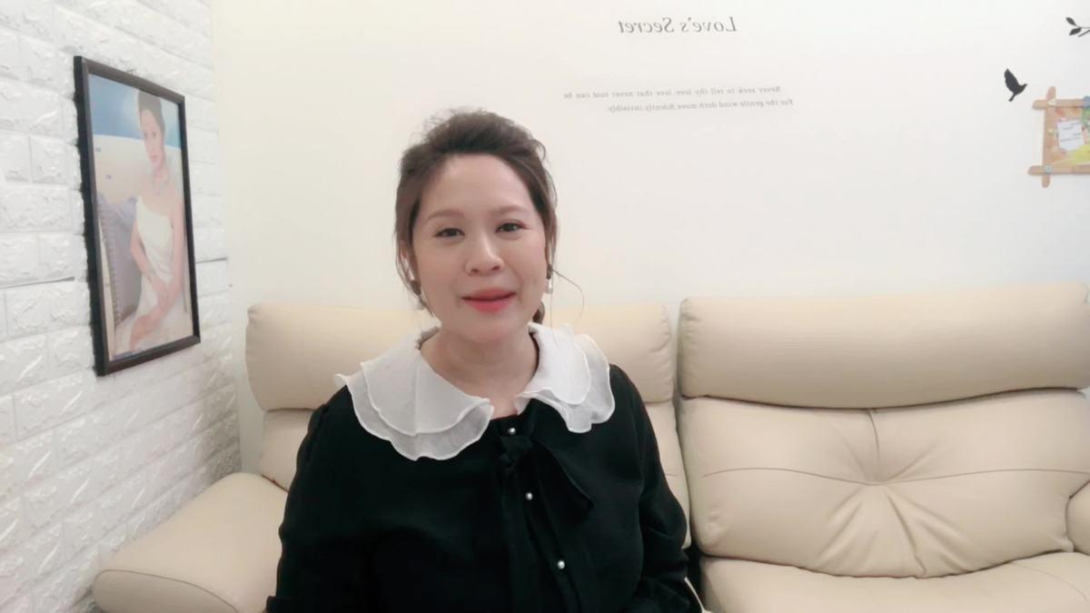Thanh Thúy chúc mừng sinh nhật Ngoisao.net
