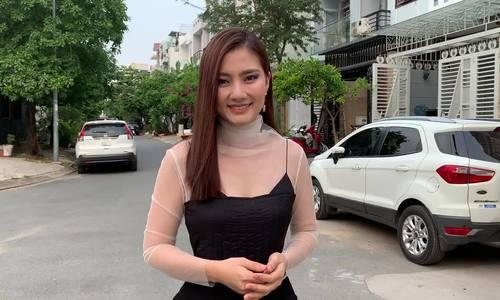 Ngọc Lan chúc mừng sinh nhật Ngoisao.net