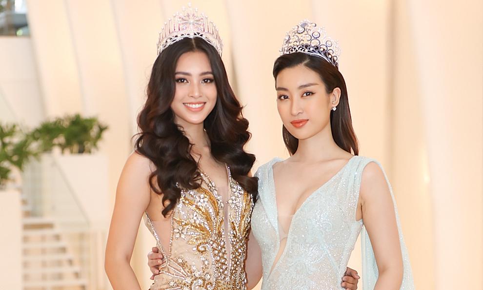 Họp báo Hoa hậu Thế giới Việt Nam 2019