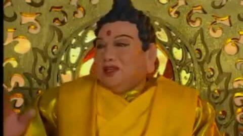 Phật Tổ trong Tây du ký