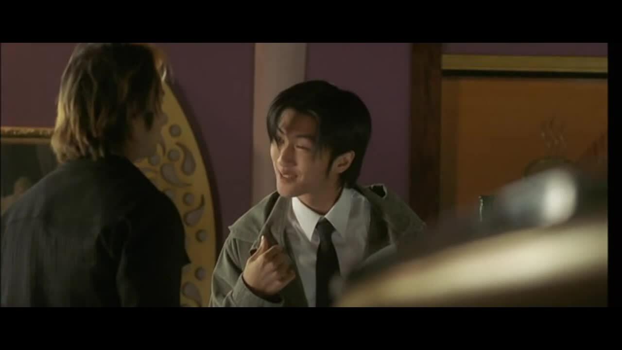 Cảnh đánh nhau phim Tân Câu chuyện cảnh sát