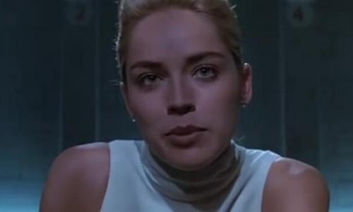 Sharon Stone trong 'Bản năng gốc'
