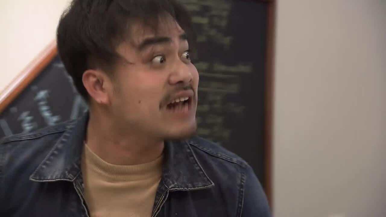 Khải tát Huệ ở tập 33 'Về nhà đi con'