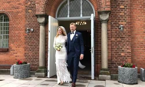 Đám cưới huyền thoại Peter Schmeichel