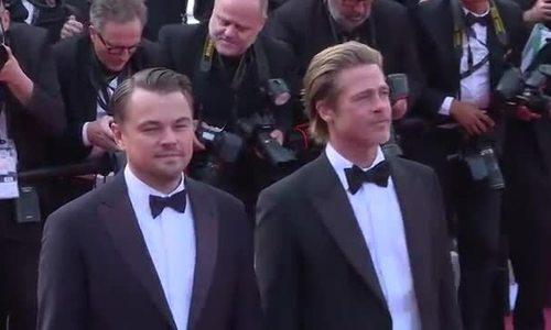 Leonardo DiCaprio lộ bụng bia, dáng tròn mũm mĩm