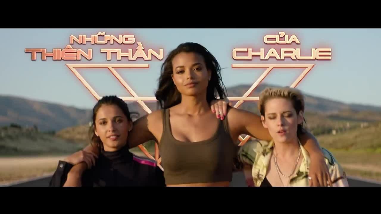 Trailer Charlie's Angels
