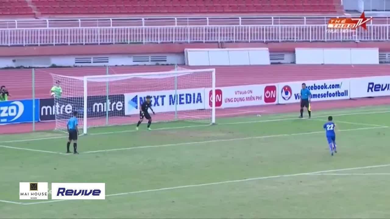 U15 SLNA 1-1 U15 Thanh Hóa (3-2 pen)
