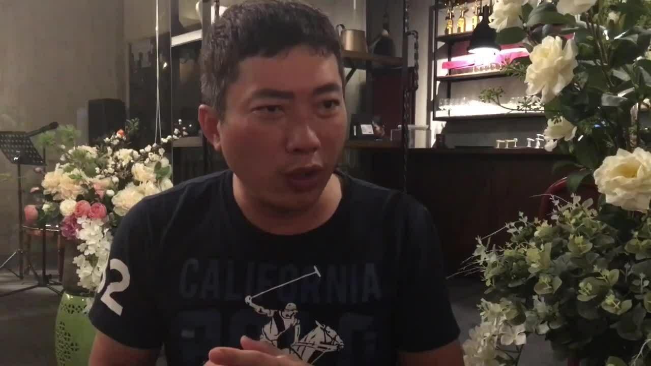 Kinh Quốc chia sẻ về cuộc sống với vợ đại gia