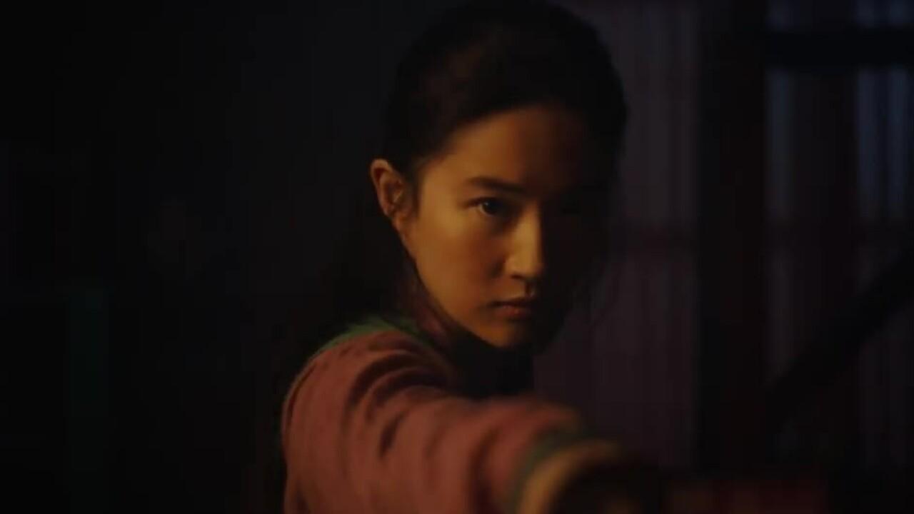 Trailer Hoa Mộc Lan