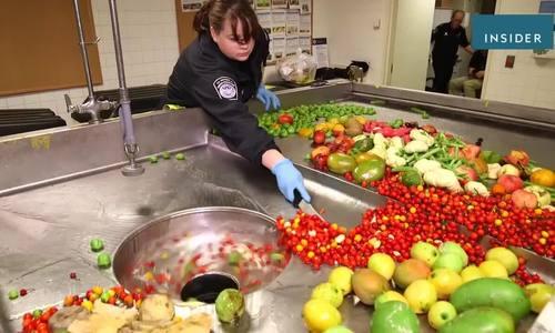 Thực phẩm bị tịch thu ở Mỹ sẽ xử lý ra sao