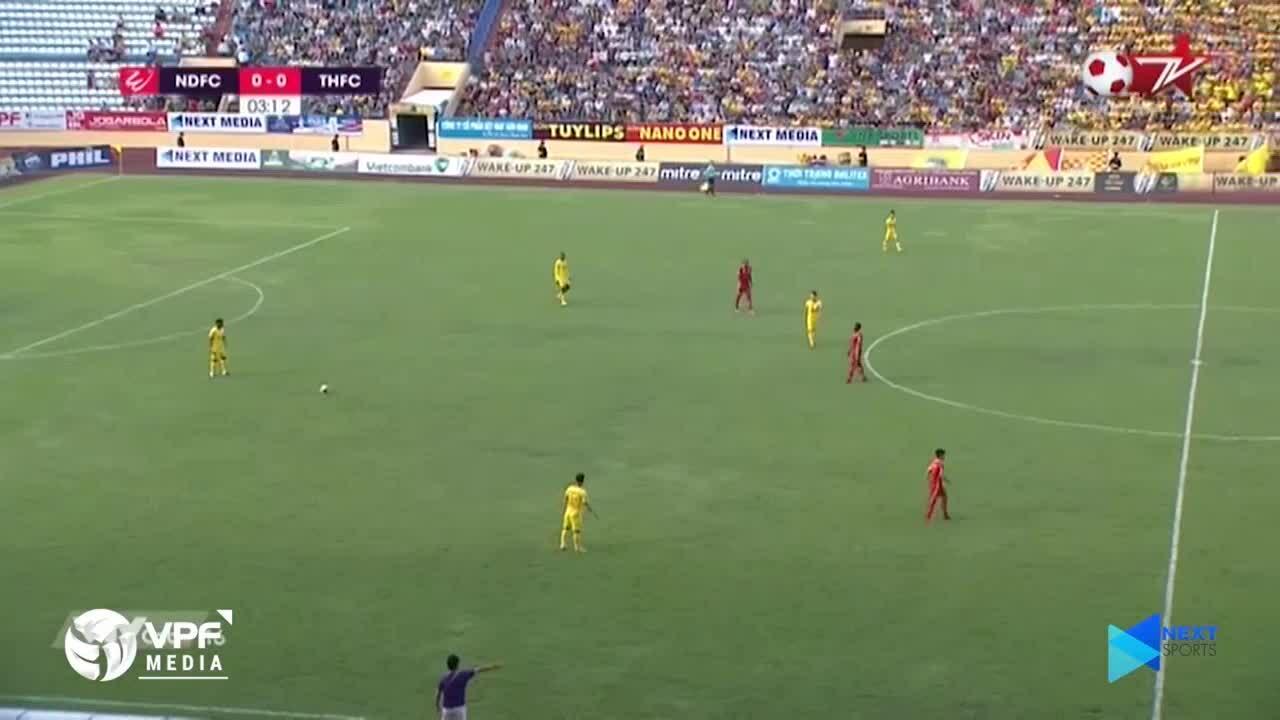 5 bàn đẹp nhất vòng 16 V-League 2019