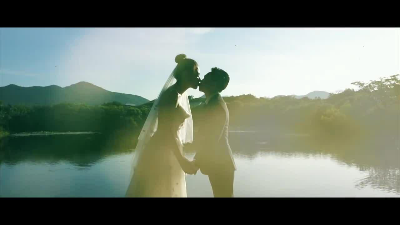 Cường Đôla đăng video hành trình tình yêu ngọt ngào trước thềm đám cưới